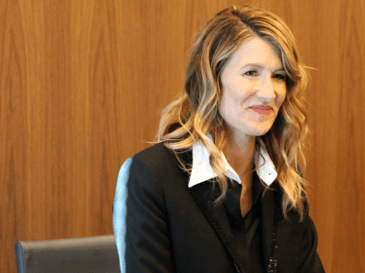 Laura Dern star wars the last jedi interview