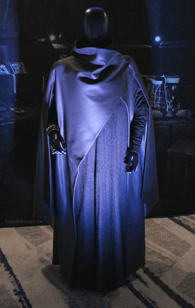 Leia costume the last jedi