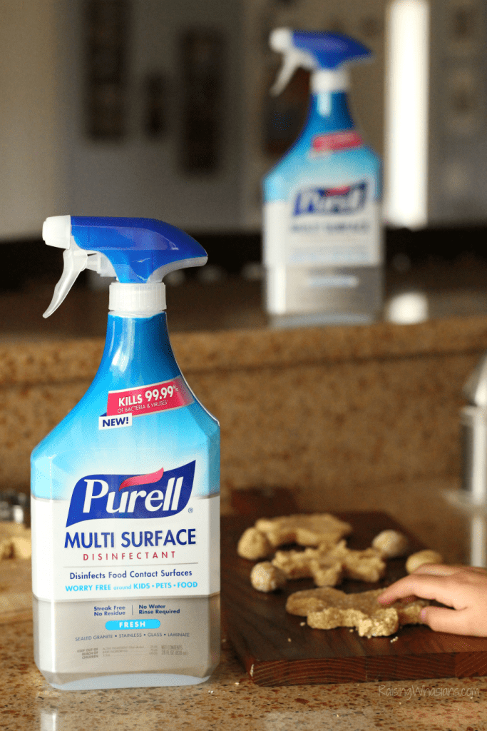Purell multi-surface disinfectant review