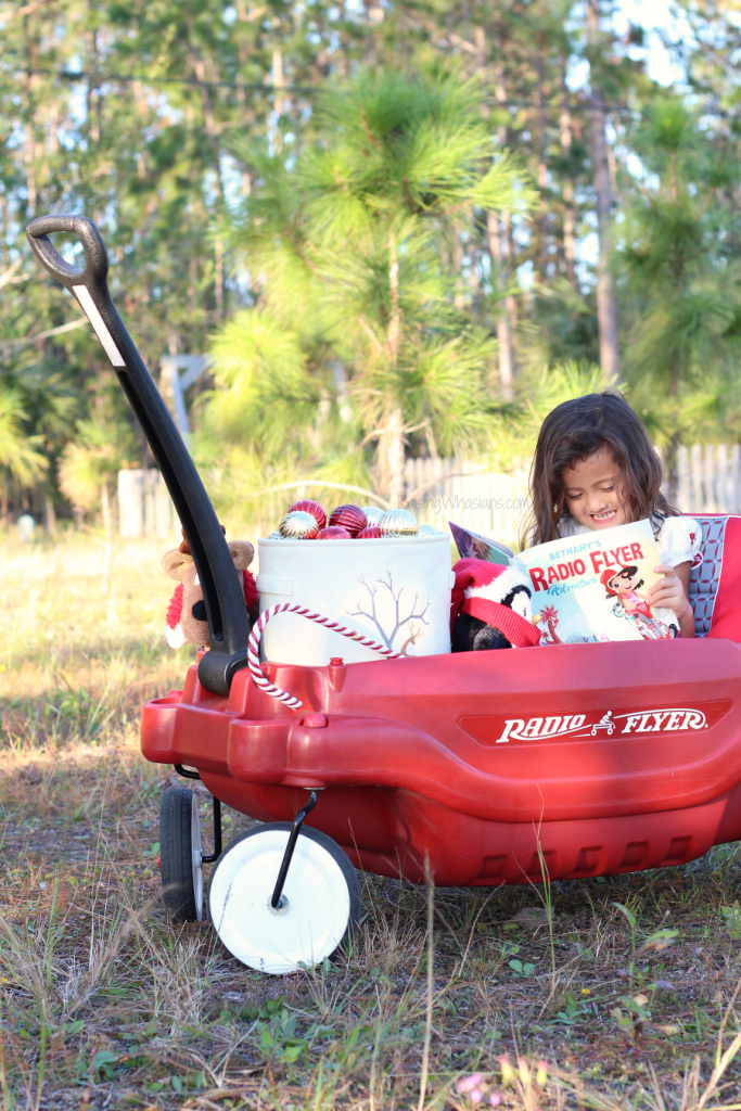 Radio flyer 25 days of giveaways