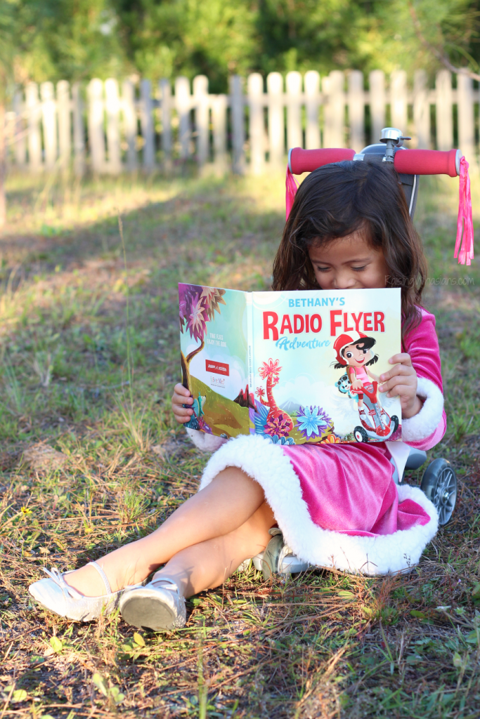Radio flyer I see me book review