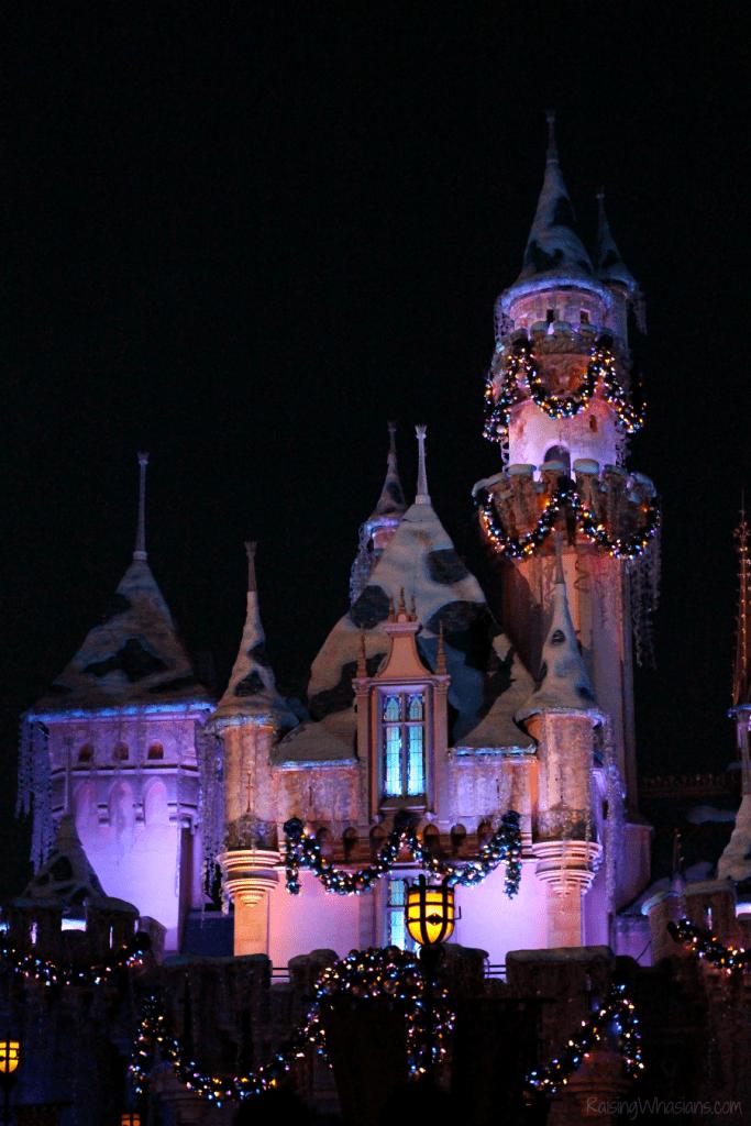 Tips holidays at Disneyland