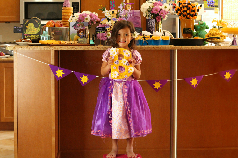 Disney tangled party ideas