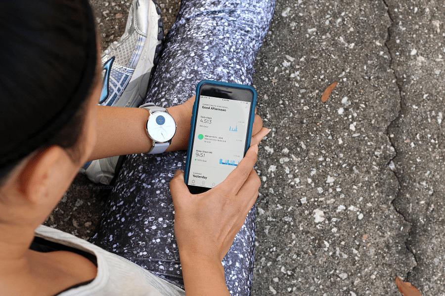 Free Nokia health app