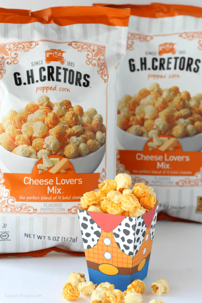 G.H. Cretors cheese lovers mix review