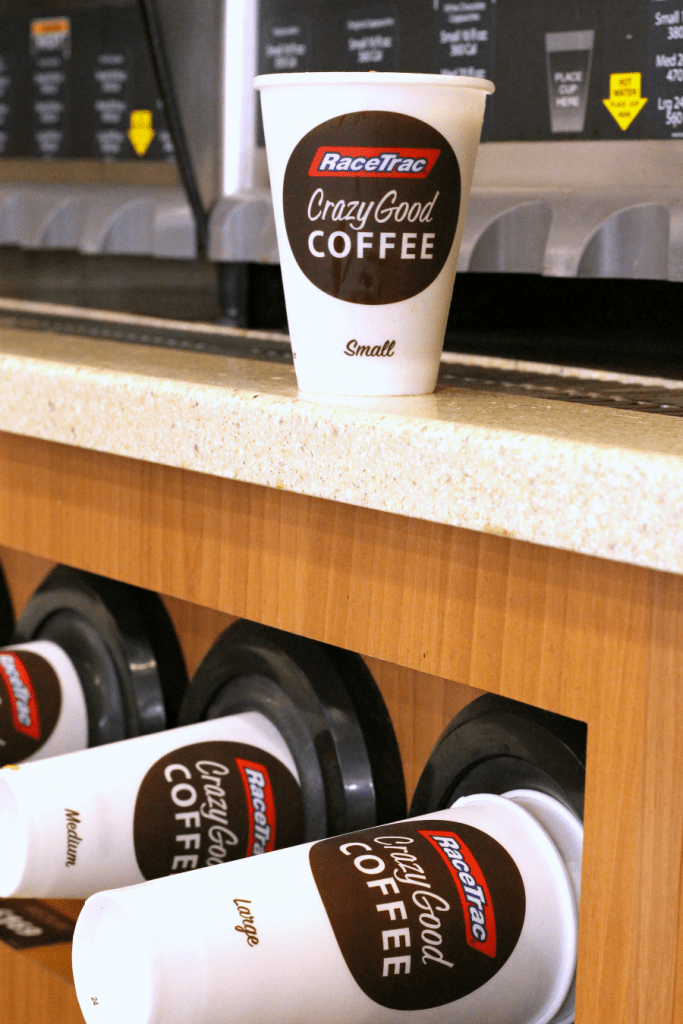 RaceTrac coffee deal