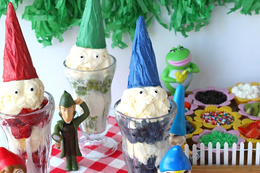 Sherlock gnomes party ideas
