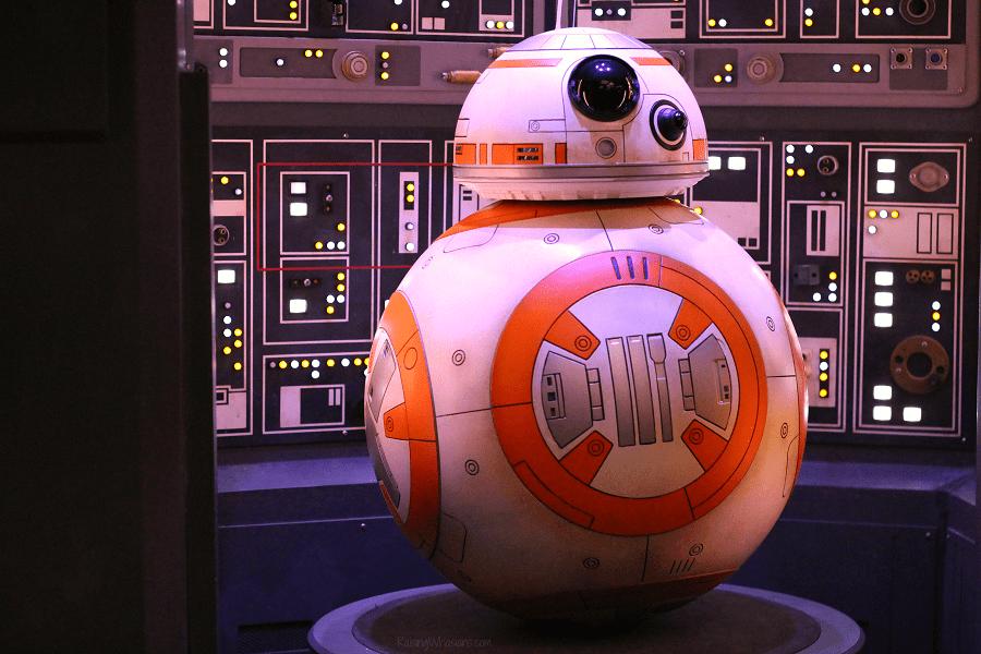 Star wars day at sea BB-8