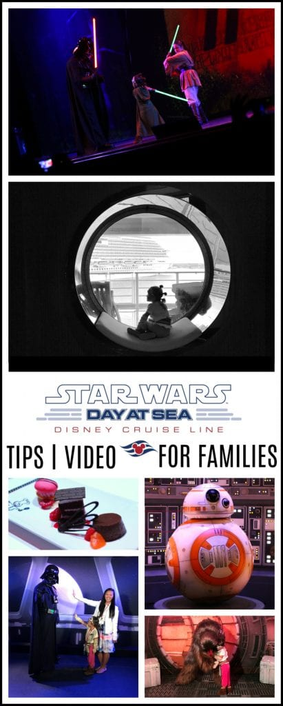 The Best Of Disney Cruise Line S Star Wars Day At Sea