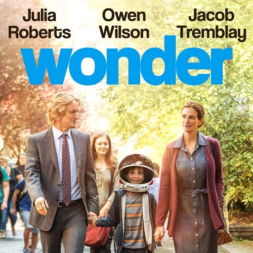 Wonder movie special features