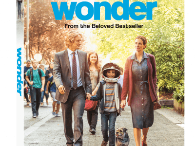 Wonder the movie now on Blu-Ray