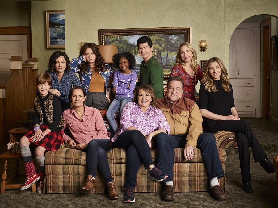 Roseanne cast 2018
