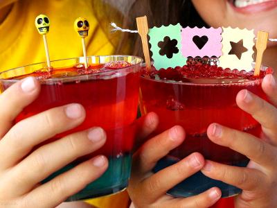 Pixar coco jello cups