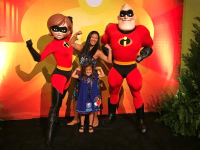 Pixar incredibles 2 event