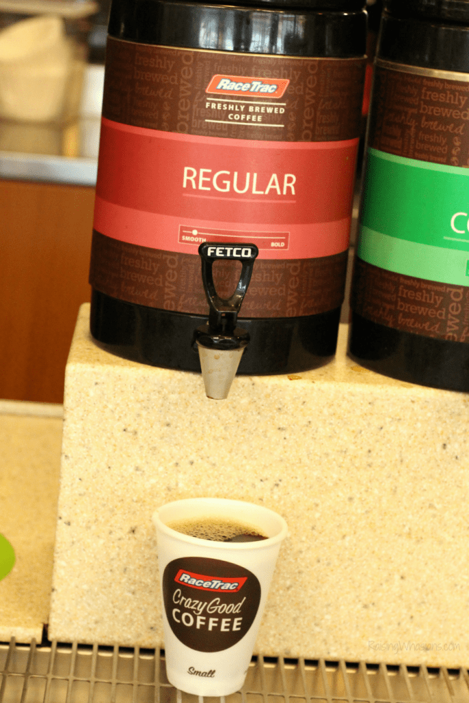 RaceTrac coffee offer