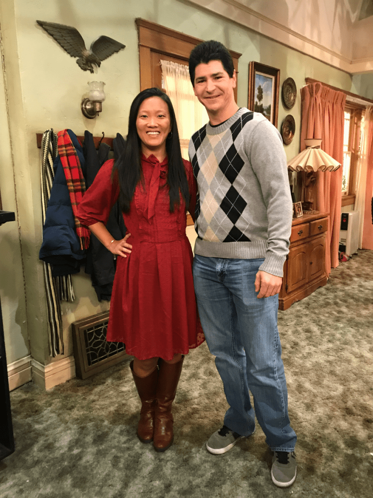 Roseanne interview Michael Fishman
