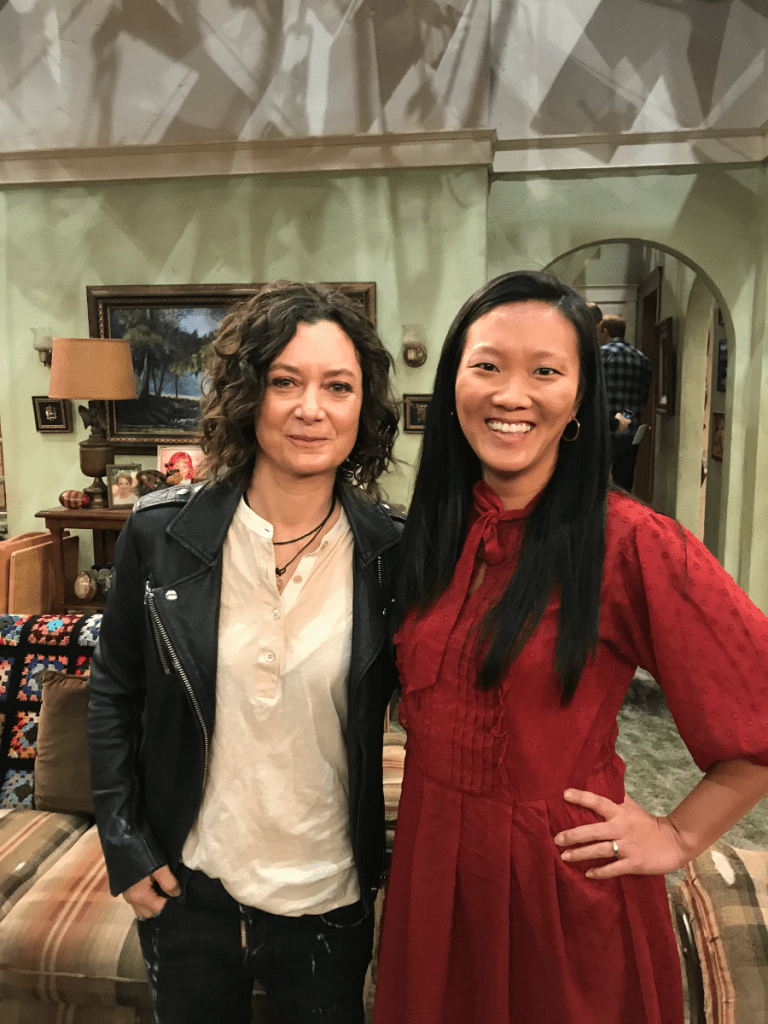 Sara Gilbert interview
