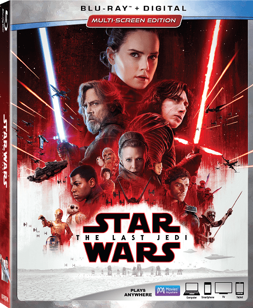 Star wars the last jedi bonus features