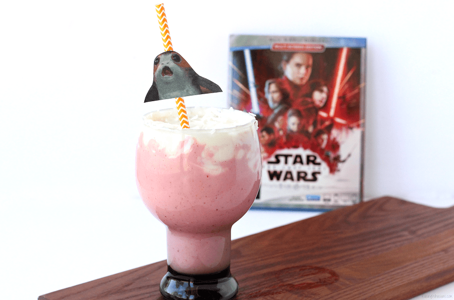 The last jedi drink idea