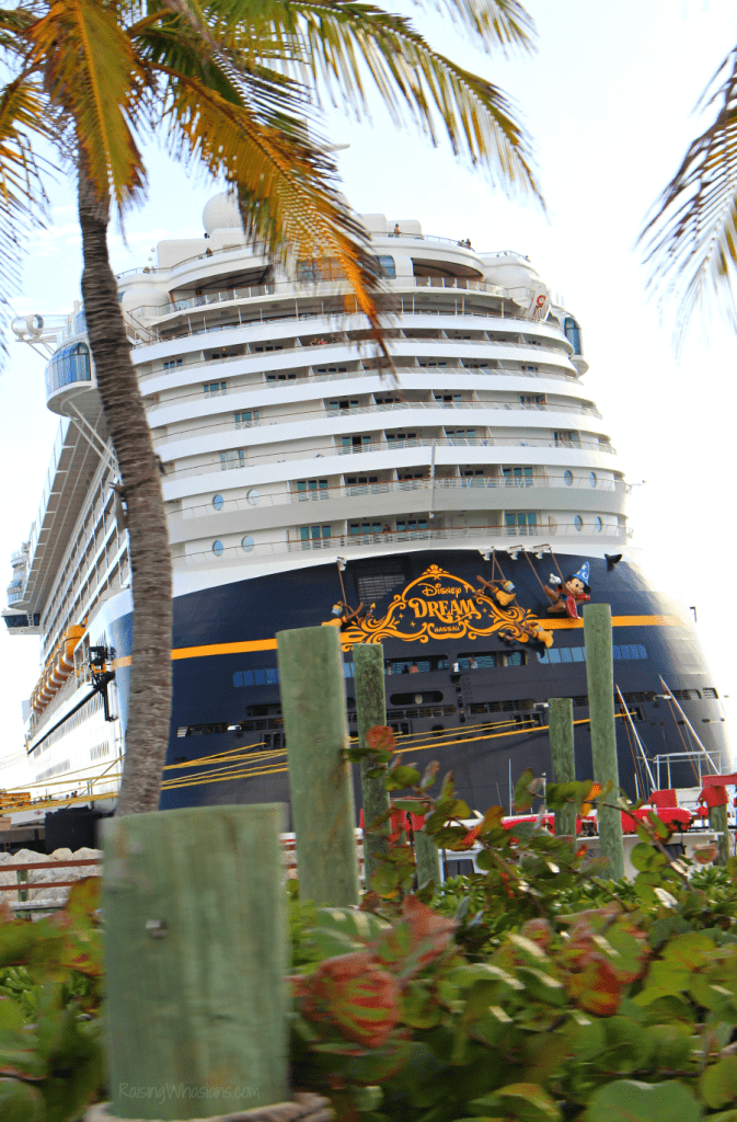 Best Disney cruise line ship