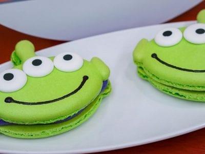 Best Pixar fest eats