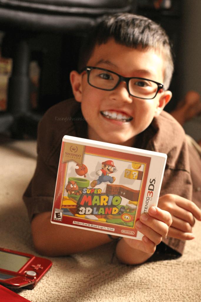 Budget Nintendo 3ds games