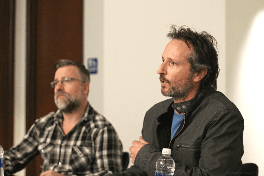 Dan Dworkin interview