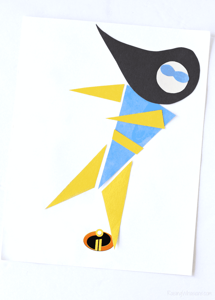 Incredibles 2 craft