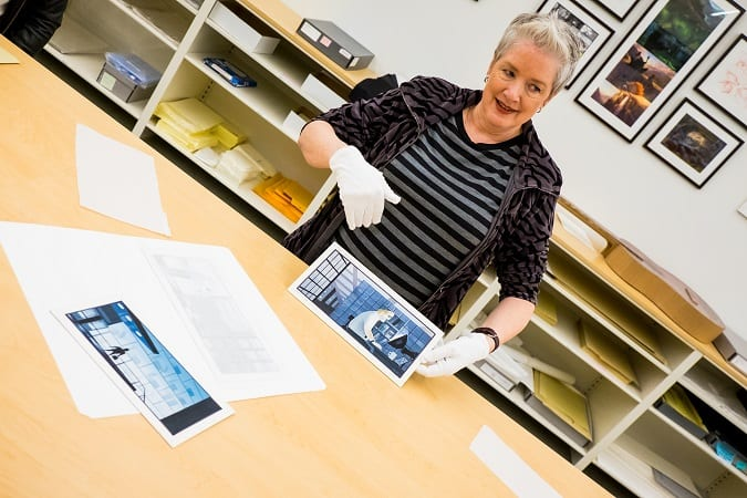 Inside Pixar archives