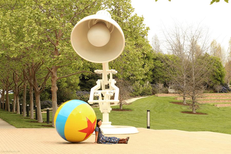 Inside Pixar studios