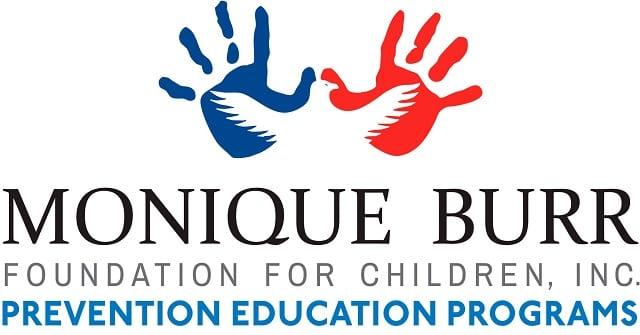 Monique Burr foundation logo