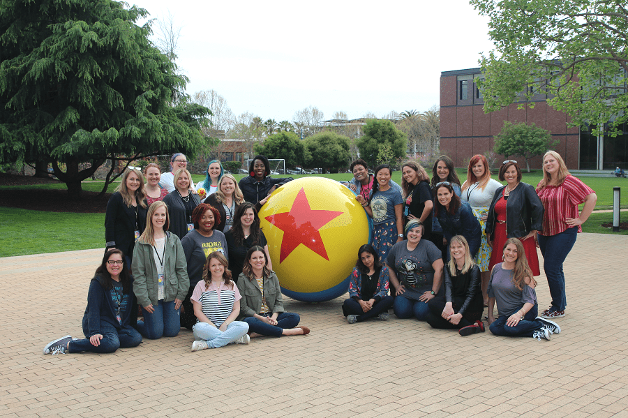 Pixar bloggers