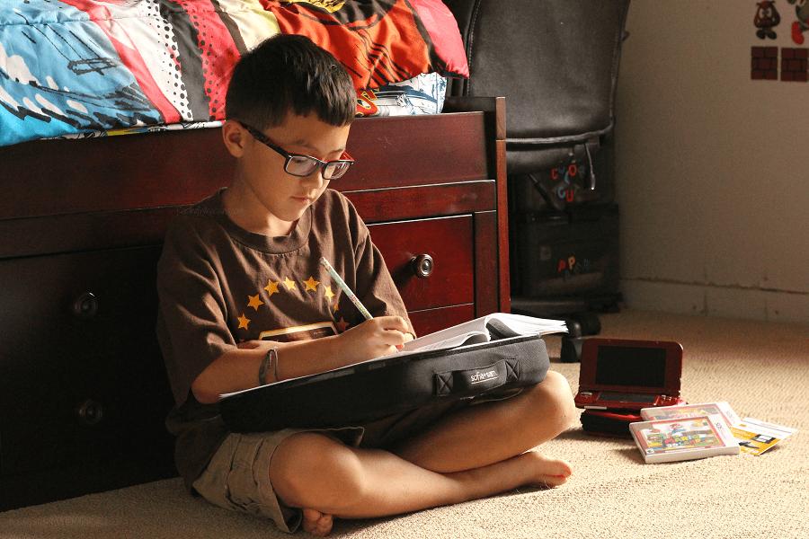 Surviving the 3rd grade FSA test