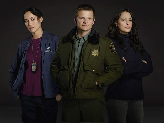 The crossing show review