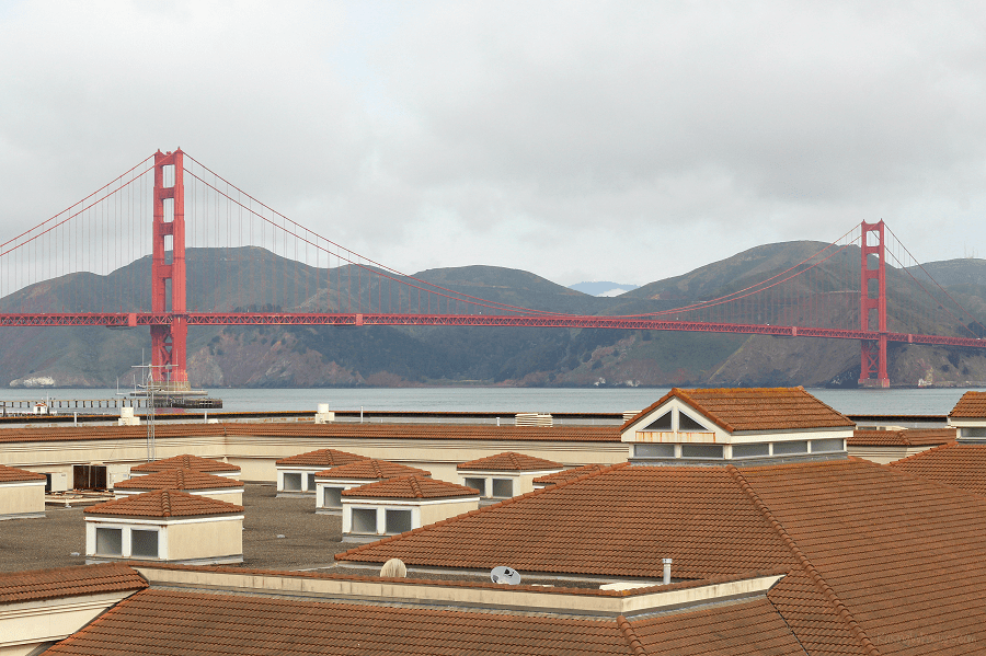 Walt Disney family museum golden gate bridge