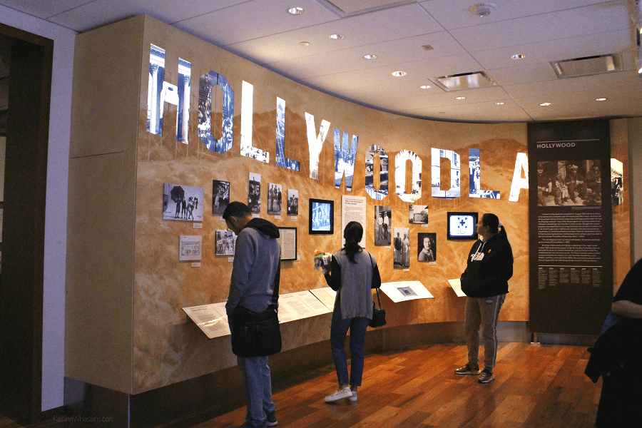 Walt Disney family museum tips for families