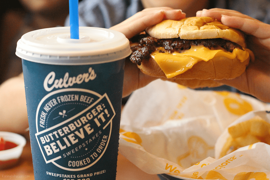 2018 Culver's sweepstakes