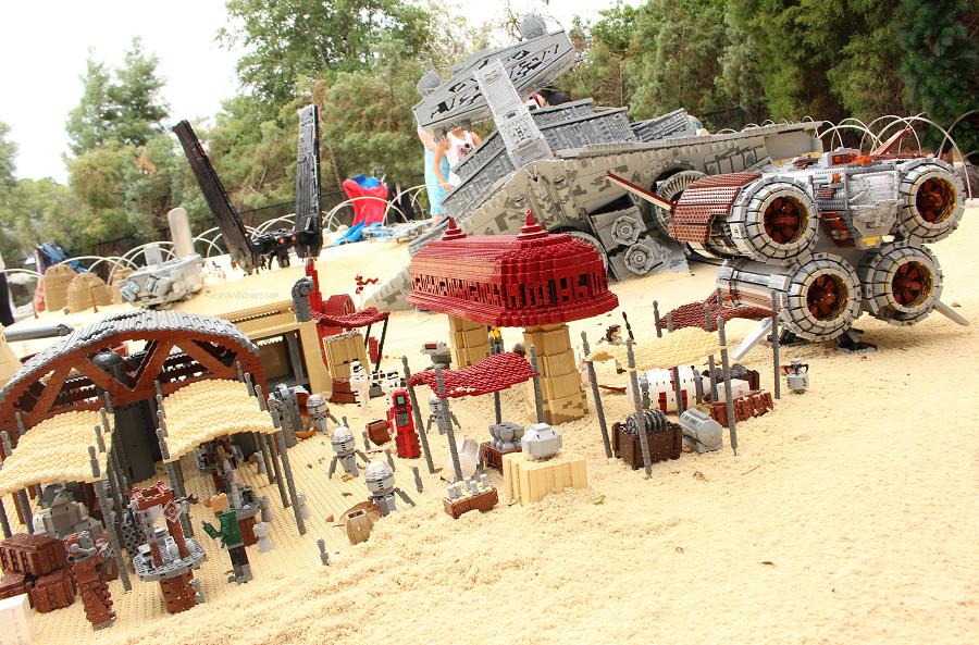 2018 star wars lego model