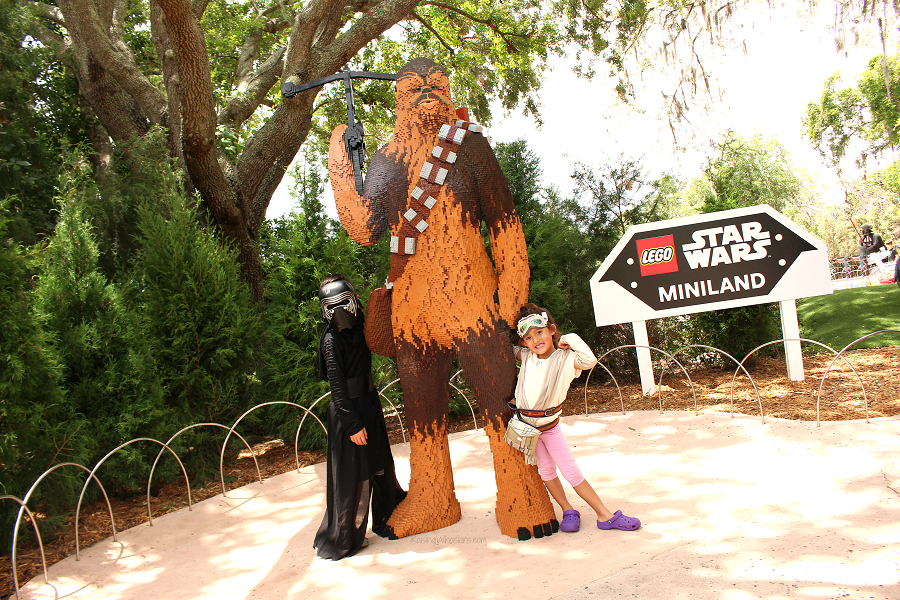 Best lego star wars days photo ops