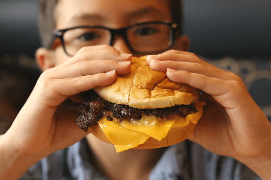 Celebrate national hamburger month