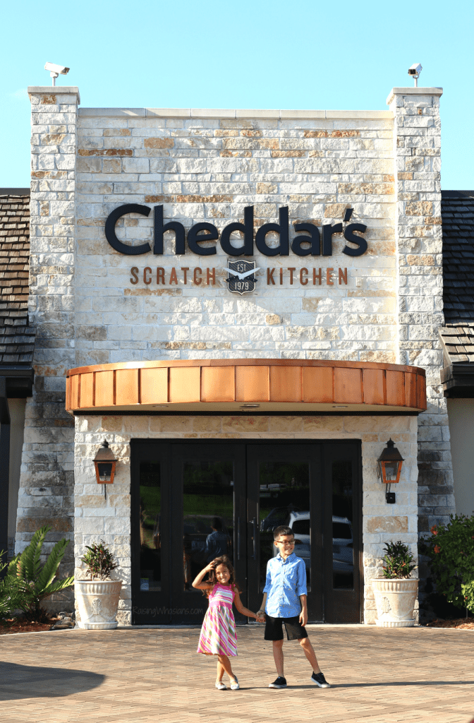 Cheddar's scratch kitchen review