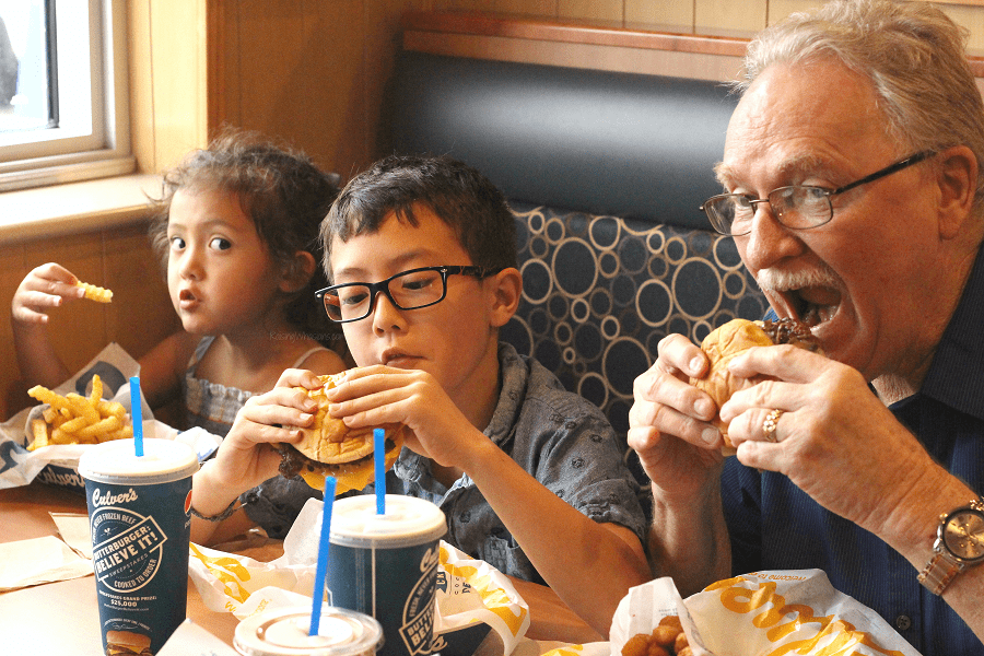 Culver's review for families