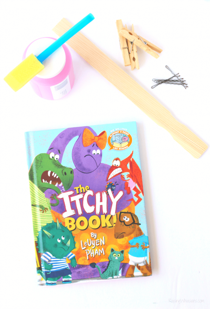 Easy dinosaur craft for kids