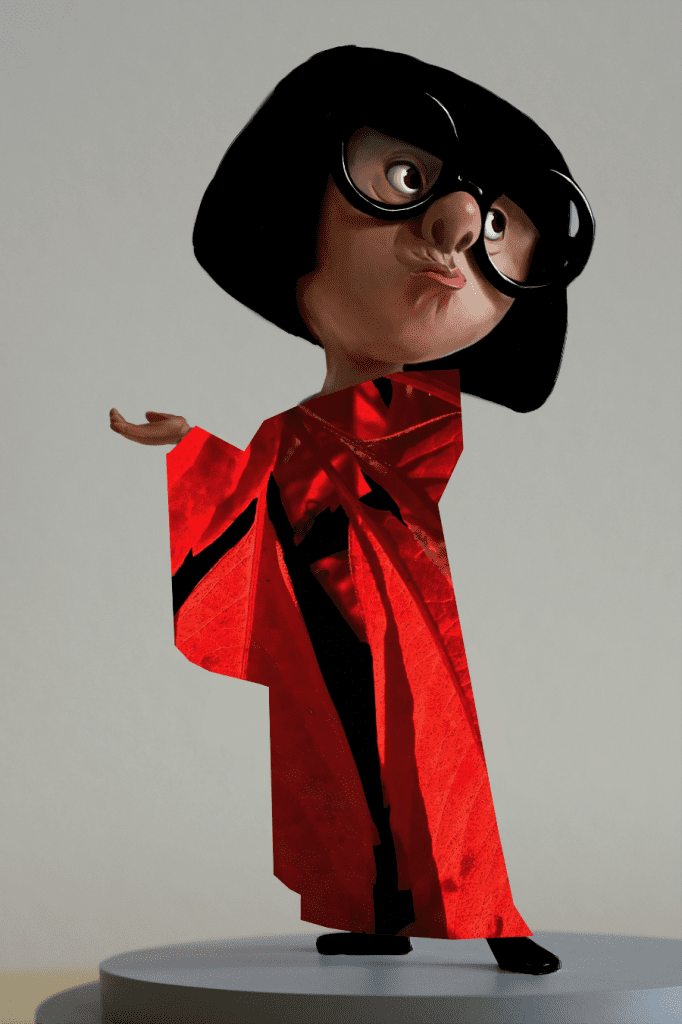 Edna Mode Is Whasian Learning About The Incredibles 2