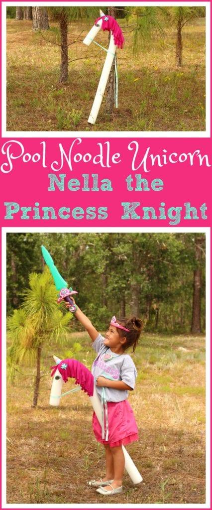 Nella the princess knight party ideas