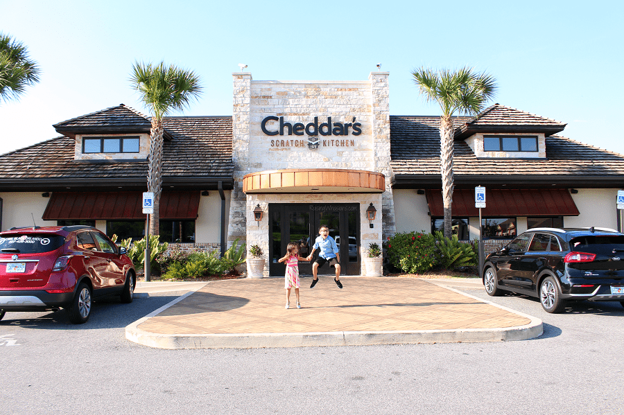 Why your family should eat at Cheddar's scratch kitchen