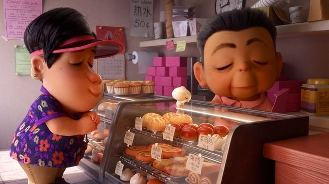 Bao Pixar short film facts