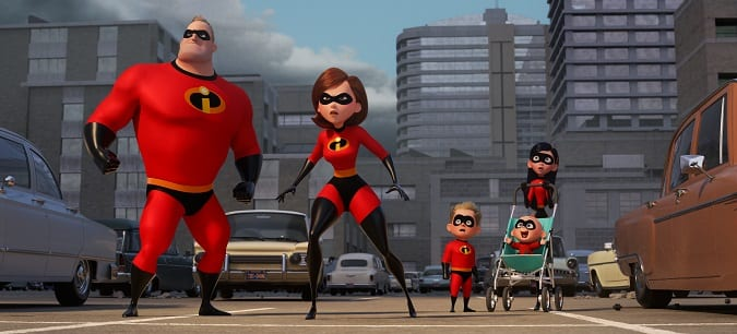 Brad Bird interview incredibles 2