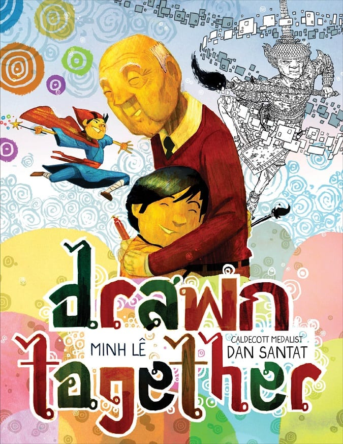 Drawn together book review for parents