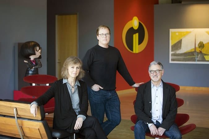 Incredibles 2 interview Brad Bird